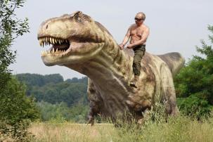 tyrannosaure-poutine